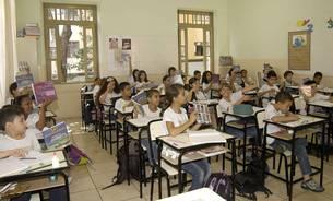 O conhecimento em Língua Portuguesa dos alunos do terceiro ano do Ciclo da Alfabetização da rede estadual praticamente dobrou