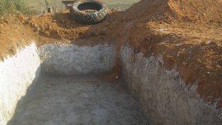 Fossas ecológicas são implantadas em propriedades de Varginha