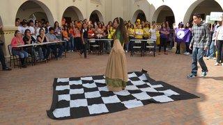 Jogos Matemáticos levam diversão ao ensino na Escola Estadual Pedro II