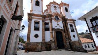 Ouro Preto tem mais uma igreja elevada à condição de basílica pelo papa