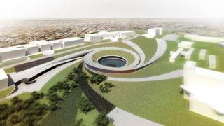 Arquiteto e urbanista Jaime Lerner entrega projeto da Cidade da Ciência e do Conhecimento