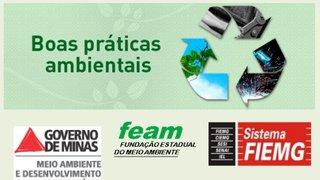 Banco de Boas Práticas Ambientais na Indústria certifica iniciativas desenvolvidas em Minas Gerais