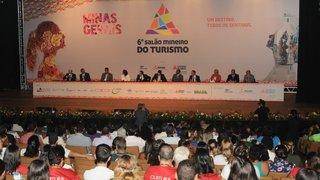 Sexta edição do Salão Mineiro do Turismo começa em Belo Horizonte visando fortalecer setor no Estado
