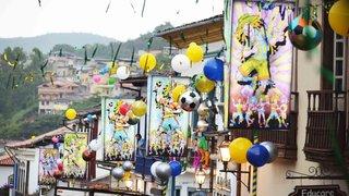 Mariana: Carnaval nas cidades históricas traz alegria e movimenta economia do Estado
