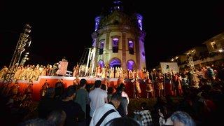 Ouro Preto recebe programação especial para celebrar a Semana Santa