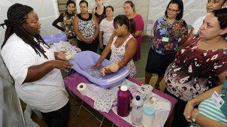 Estado garante às mães e gestantes mineiras acesso a serviços de saúde humanizados