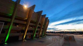 Mineirão é o primeiro estádio do país e o segundo do mundo a receber selo LEED Platinum