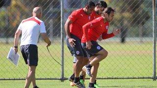 Chilenos querem fazer história na Copa do Mundo e destacam a sede de vitória