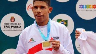Minas Gerais conquista 13 medalhas no segundo dia das Paralimpíadas Escolares