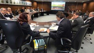 Comissão de transição antecipa reuniões e realiza a entrega de dados de três secretarias