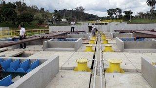 Confira fotos das principais ações desenvolvidas pelo Governo de Minas na área de Saneamento