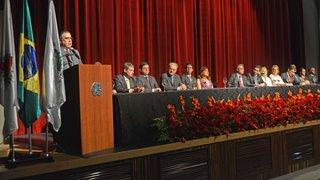 Governador participa de posse do Procurador-Geral de Justiça