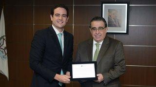 Governador Alberto Pinto Coelho recebe representantes do setor alcooleiro do Estado