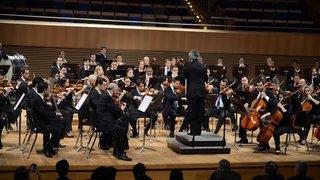 Orquestra Filarmônica emociona o público em ensaio experimental na Sala Minas Gerais