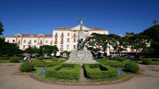 Obras de reforma e revitalização vão modernizar o Palace Hotel de Poços de Caldas