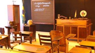 Museu da Escola guarda história da educação estadual mineira