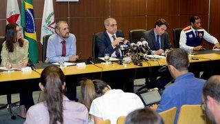 Pimentel anuncia força-tarefa para enfrentar a crise no abastecimento de água