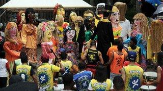 Blocos, alegria e orientações para foliões marcam lançamento do Carnaval de Minas Gerais