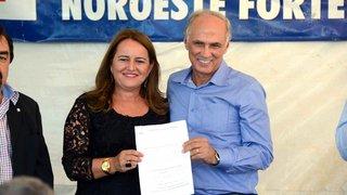 Vice-governador reafirma compromisso com o Noroeste de Minas