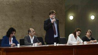 Agentes municipais e estaduais debatem desafios sociais de Minas Gerais