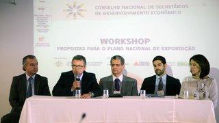 Secretários consolidam propostas para Plano Nacional de Exportação