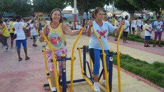 Municípios do Vale do Jequitinhonha participam de ações de atividade física e alimentação saudável