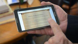 Portal da Inconfidência Mineira tem 120 mil acessos em sua primeira semana online