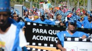 Dia de Luta Antimanicomial é comemorado com desfile na Cidade Administrativa