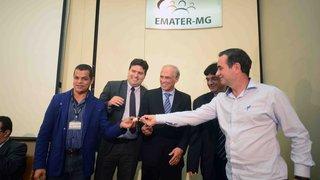 Dirigentes das instituições vinculadas à Secretaria de Agricultura tomam posse