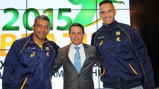 Sorteio define os grupos do XX Mundial Júnior Masculino de Handebol, em Minas
