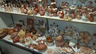 Artesanato dos vales do Jequitinhonha e Rio Doce é destaque em feira internacional
