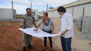 Governo de Minas Gerais inicia a construção de oito presídios