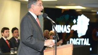 Governador lança Minas Digital e destaca importância da inovação para o desenvolvimento do Estado