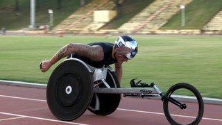 Primeiros atletas estrangeiros treinam dentro do programa Minas 2016