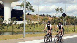 Programa Bike Patrulha aproxima a comunidade da Polícia Militar