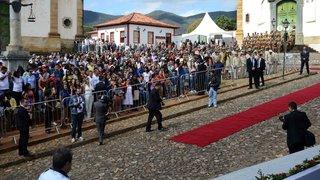 Pimentel preside solenidade do Dia de Minas Gerais em Mariana