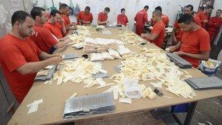 Complexo Penitenciário de Pará de Minas emprega 300 presos em parcerias de trabalho