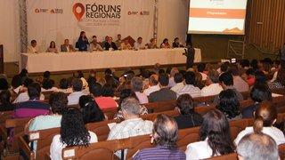 Vale do Aço define as prioridades da região na 2ª etapa do Fórum Regional de Governo