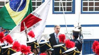 Pimentel preside solenidade de entrega da Medalha Presidente Juscelino Kubitschek